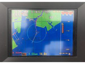 船のgps装置